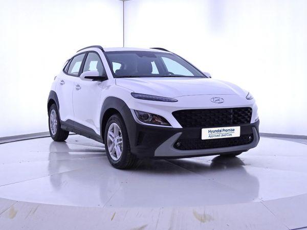 Hyundai Kona segunda mano Zaragoza