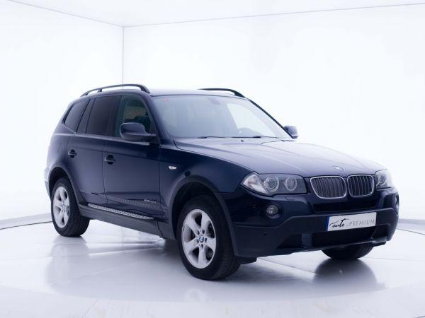 BMW X3 segunda mano Zaragoza
