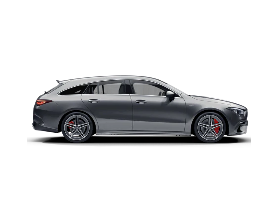 AMG CLA SHOOTING BRAKE