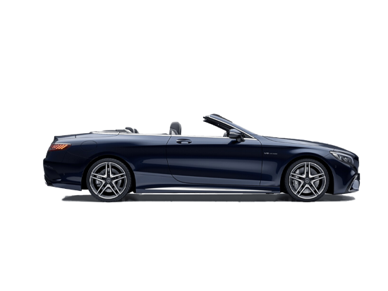 AMG S 63 4MATIC+ CABRIOLET