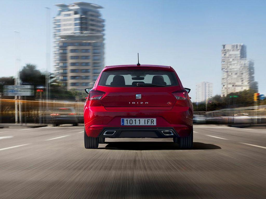 SEAT Ibiza 1.0 MPI 59kW (80CV) Reference Plus nuevo Zaragoza