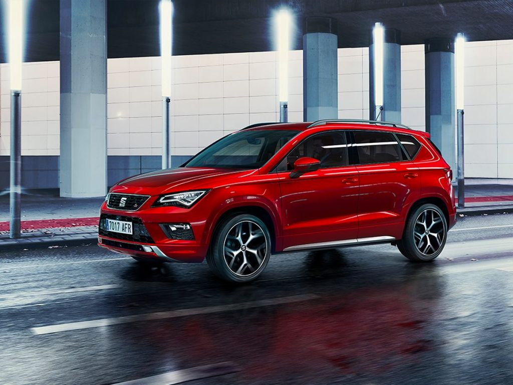 SEAT Ateca 2.0 TDI 140kW (190CV) DSG 4Dr St&Sp Xcel nuevo Zaragoza