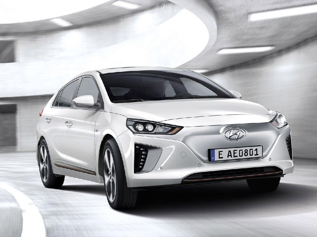 Hyundai IONIQ 1.6 GDI HEV Tecno DCT nuevo Huesca