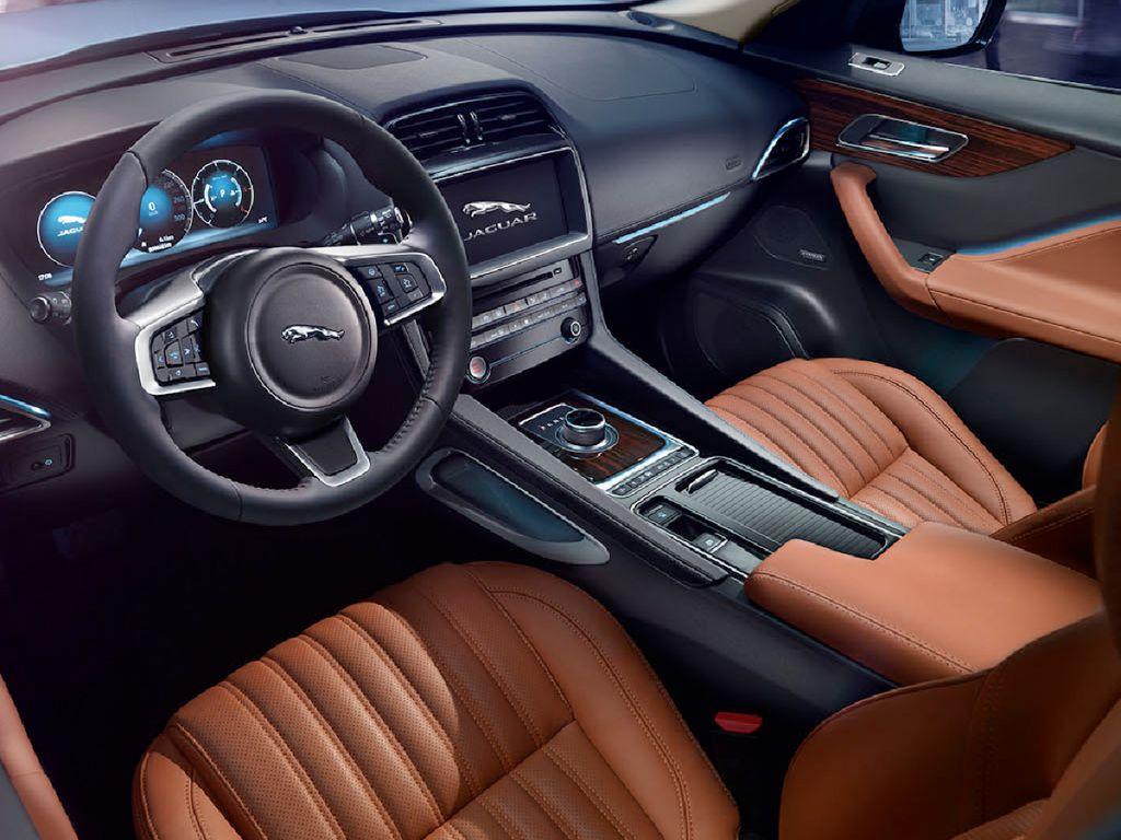Jaguar F-Pace 2.0L i4D 120kW Pure nuevo Zaragoza