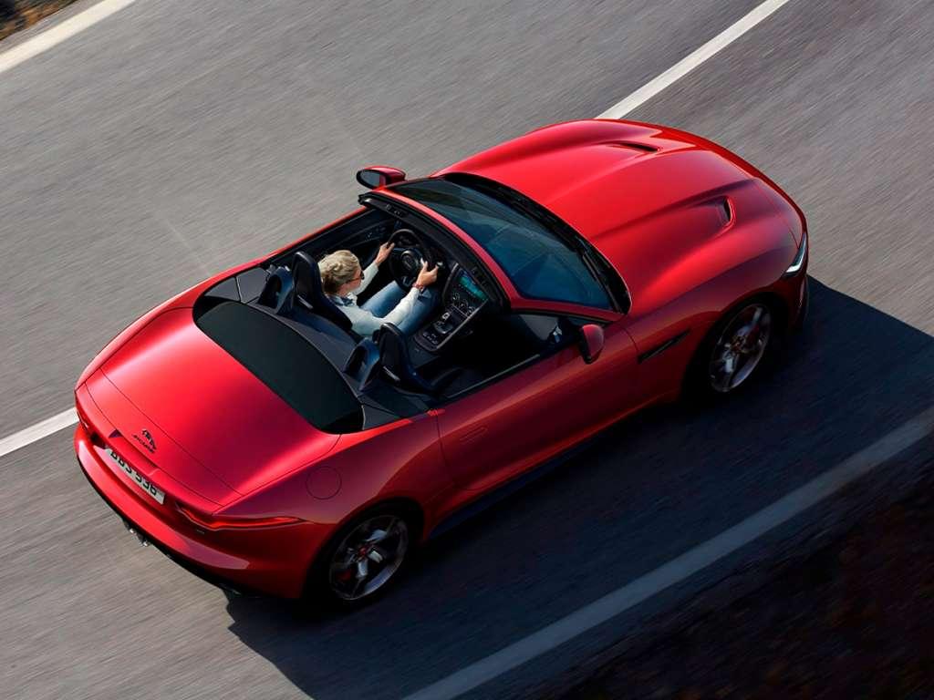 Jaguar F-Type R-Dynamic V6 3.0 250kW S/C Coupé Auto nuevo Zaragoza
