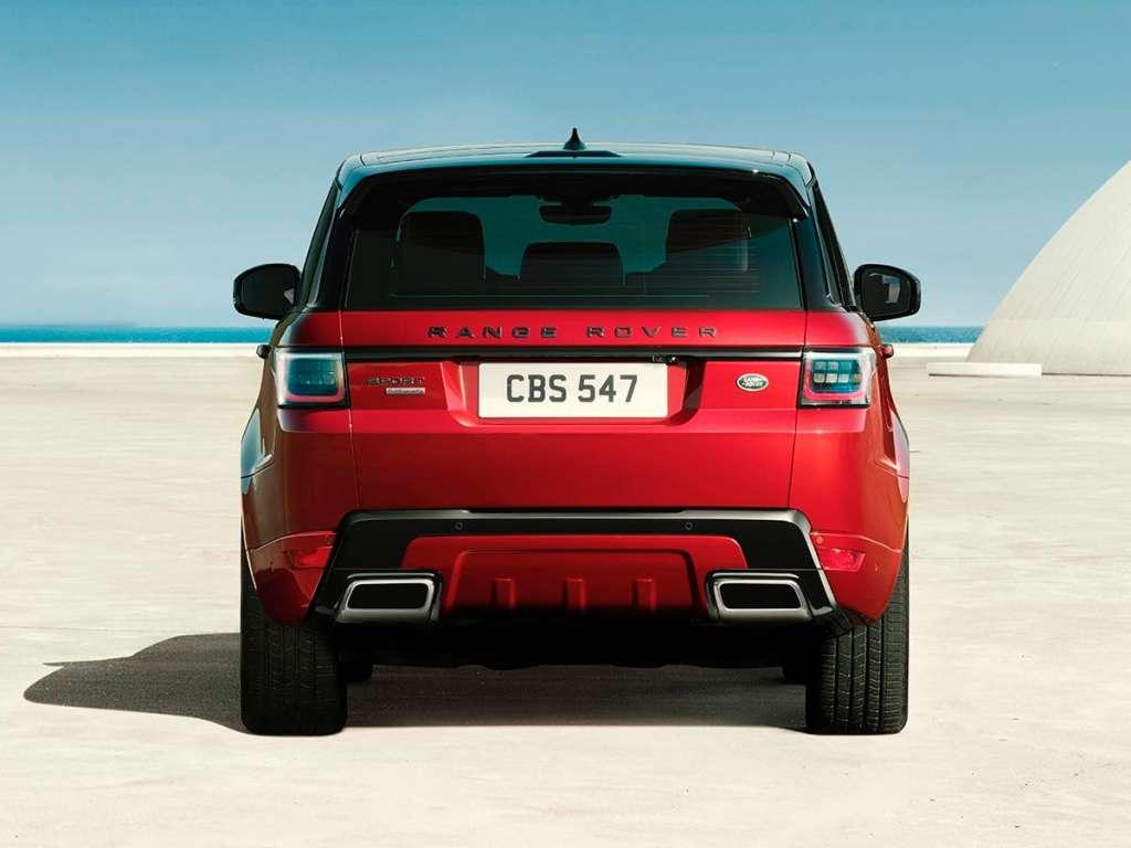 Land Rover Range Rover Sport 3.0 TDV6 190kW (258CV) SE nuevo Zaragoza