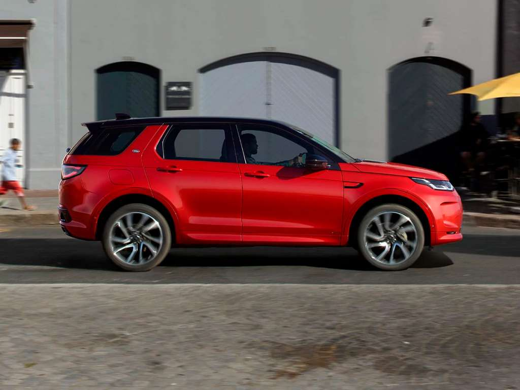 Land Rover Discovery Sport 2.0L eD4 110kW (150CV) 4x2 Pure nuevo Zaragoza