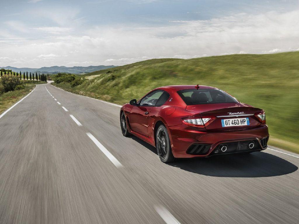 Maserati GranTurismo Sport 4.7 V8 RWD nuevo Zaragoza