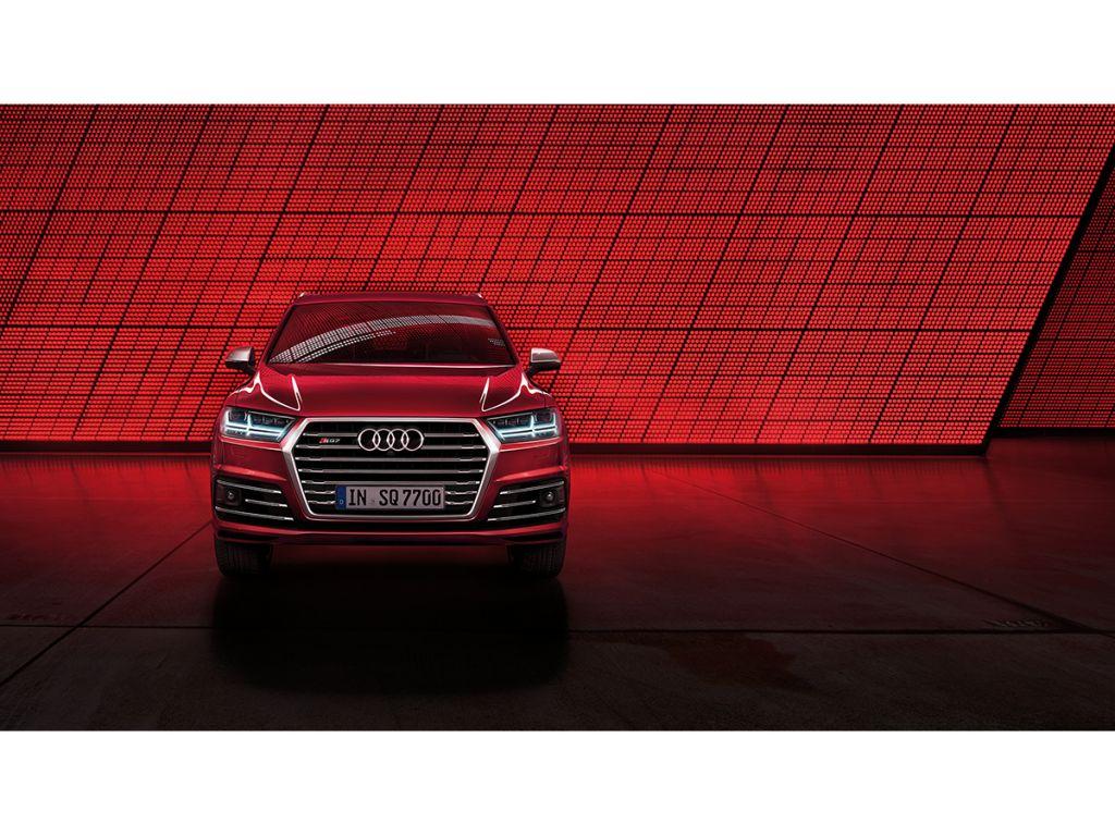 AUDI Nuevo Audi SQ7nuevo Madrid