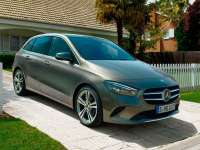 Mercedes-Benz CLASE B SPORTS TOURER nuevo Madrid
