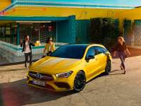 Mercedes-Benz AMG CLA SHOOTING BRAKE nuevo Madrid