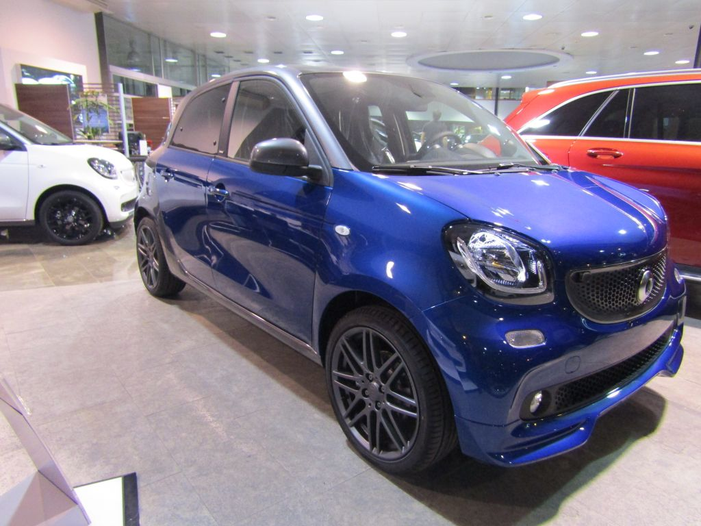 smart Forfour 0.9 66kW (90CV) S/S nuevo