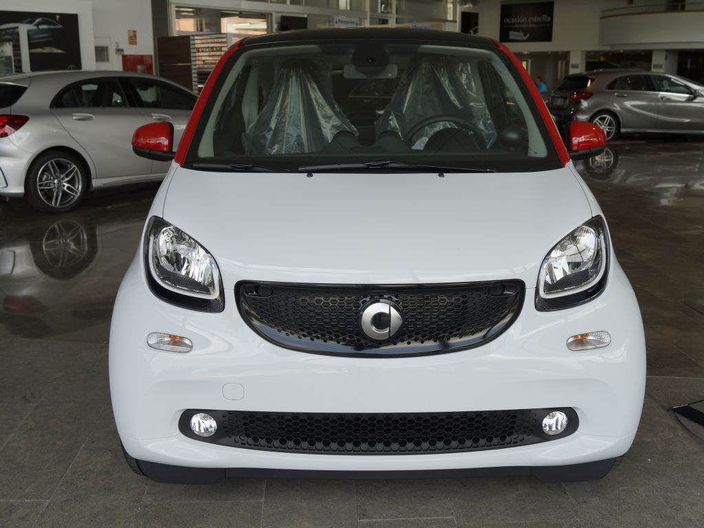 smart Fortwo 0.9 66kW (90CV) COUPE nuevo