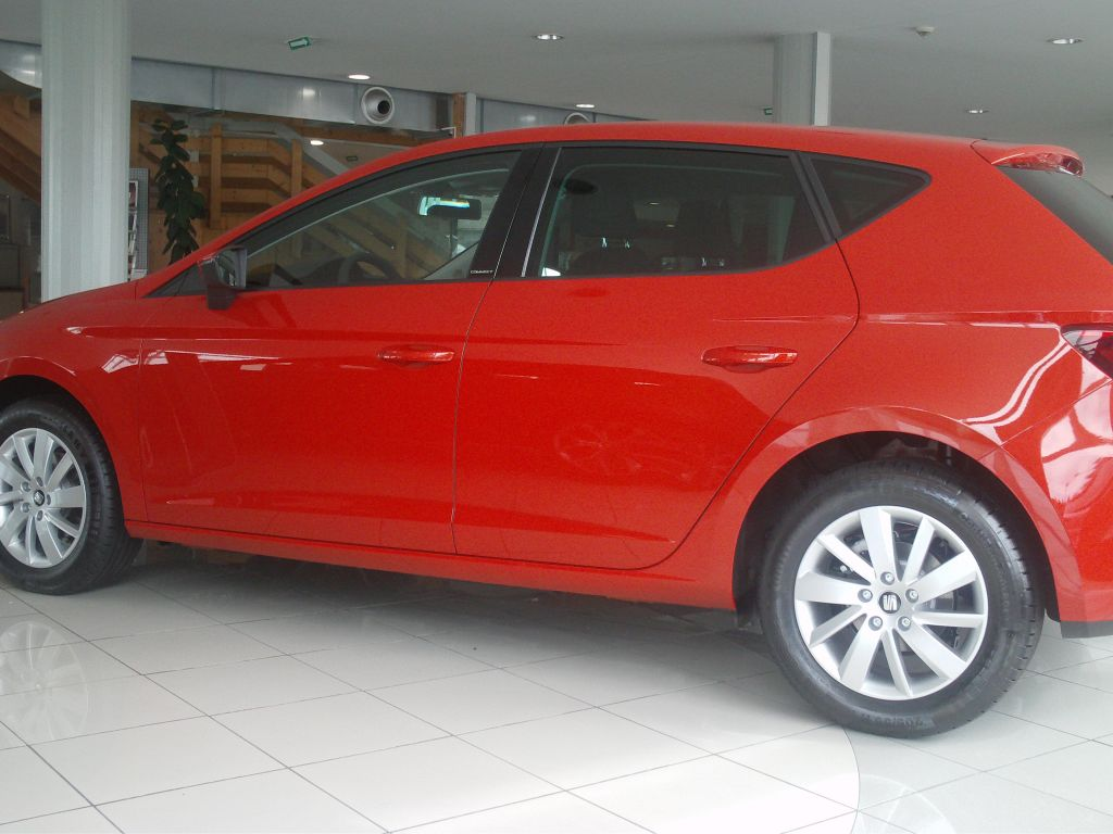 SEAT Leon 1.2 TSI 110cv St&Sp Reference Connect nuevo Madrid