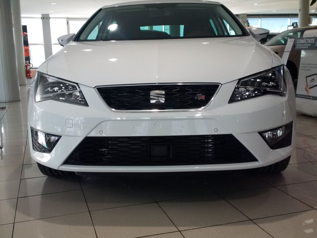 SEAT Leon 1.4 TSI 150cv ACT St&Sp FR Advanced nuevo Madrid