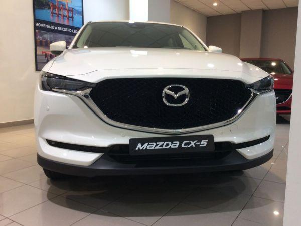 Mazda CX-5 segunda mano Vizcaya